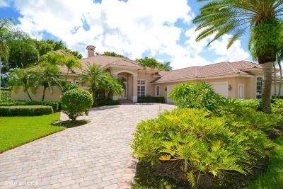 West Palm Beach Single Family Home For Sale: 10151 Heronwood Lane