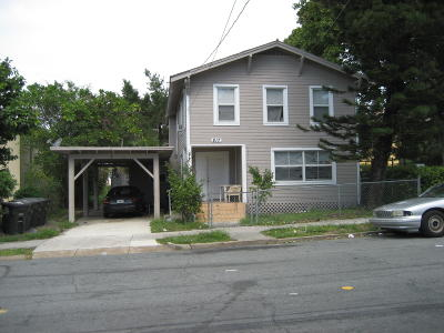 West Palm Beach Multi Family Home For Sale: 817 7th Street