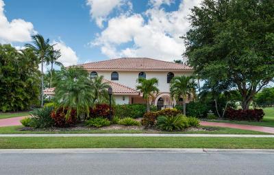 Boca Raton Single Family Home For Sale: 10350 Stonebridge Boulevard