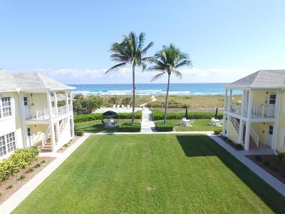 Delray Beach Condo Sold: 817 Ocean Boulevard #6