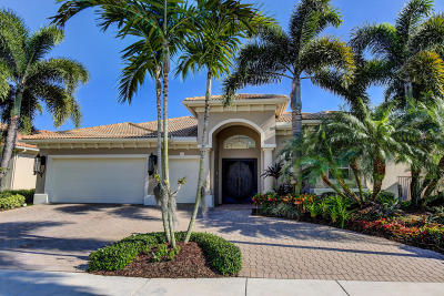 Single Family Home For Sale: 16330 Braeburn Ridge Trail