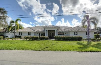Broward County Single Family Home For Sale: 2024 Ocean Mist Drive