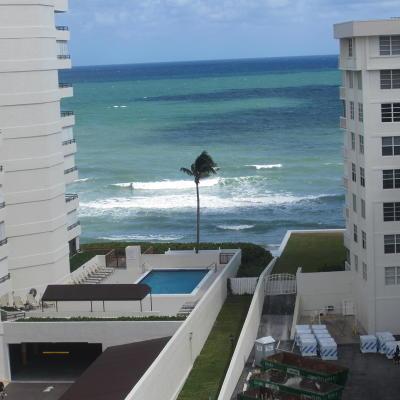 South Palm Beach Rental Leased: 3570 S Ocean Boulevard #912