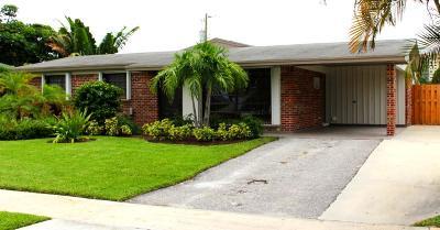 Single Family Home Closed: 3660 Catalina Road