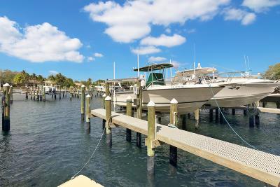 Juno Beach Condo For Sale: 814 Bay Colony Drive S #With Boa