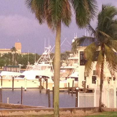 West Palm Beach Rental Leased: 917 Flagler Drive #409