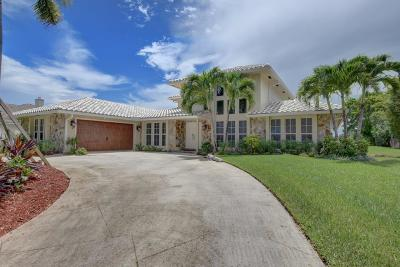 West Palm Beach FL Single Family Home For Sale: $840,000