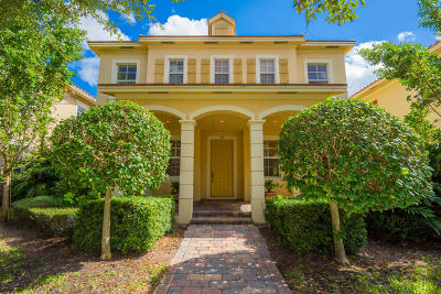 North Palm Beach, Jupiter, Palm Beach Gardens, Port Saint Lucie, Stuart, West Palm Beach, Juno Beach, Lake Park, Tequesta, Royal Palm Beach, Wellington, Loxahatchee, Hobe Sound, Boynton Beach Single Family Home Sold: 107 Dunmore Drive