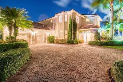 Palm Beach Gardens Single Family Home For Sale: 1024 Diamond Head Way