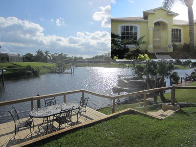 Port Saint Lucie FL Single Family Home Closed: $251,250