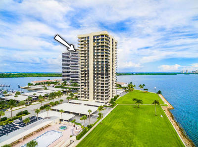 North Palm Beach Condo For Sale: 115 Lakeshore Drive #1849