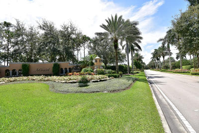 Palm Beach Gardens Single Family Home For Sale: 130 Andalusia Way