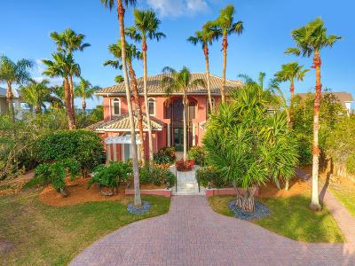 Stuart Single Family Home For Sale: 1990 NE Ocean Boulevard