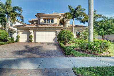 Palm Beach Gardens Single Family Home For Sale: 316 Charroux Drive