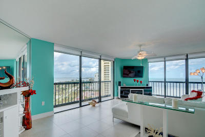 Jensen Beach Condo For Sale: 8800 S Ocean Drive #1301