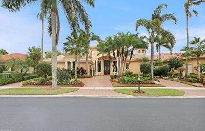 West Palm Beach Single Family Home For Sale: 8553 Egret Meadow Lane