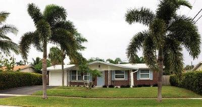 Single Family Home Sold: 12030 Dolphin Drive