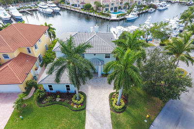 Single Family Home Sold: 729 Harbour Point Drive