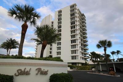Boca Raton Condo Sold: 700 S Ocean Boulevard #706