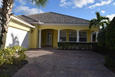 Port Saint Lucie Rental For Rent: 11473 SW Olmstead Drive