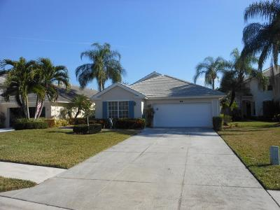 Palm Beach Gardens Rental For Rent: 643 Masters Way