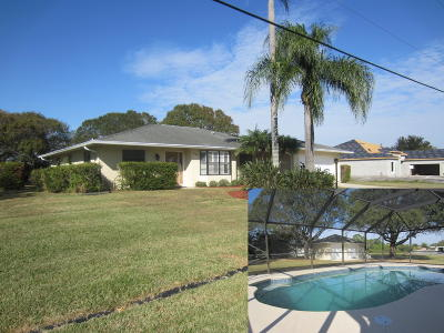 Port Saint Lucie FL Single Family Home Closed: $238,000
