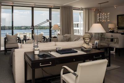 Palm Beach Condo Sold: 2784 S Ocean Boulevard #501e