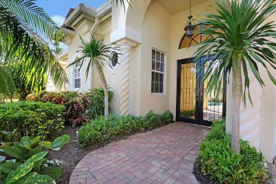 Palm Beach Gardens Single Family Home For Sale: 103 Abondance Drive