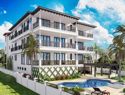 Palm Beach Shores Condo For Sale: 224 Inlet Way #2b