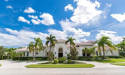 Delray Beach FL Single Family Home For Sale: $2,499,000