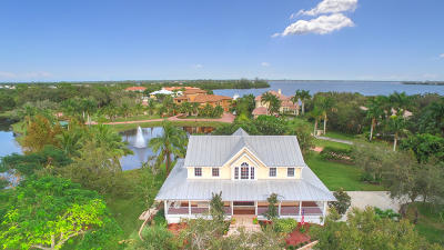 Port Saint Lucie Single Family Home For Sale: 12200 Riverbend Court