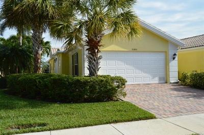 Port Saint Lucie Single Family Home For Sale: 10811 SW Elsinore Drive