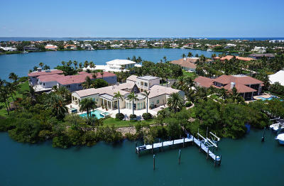 Stuart Single Family Home For Sale: 6814 SE Isle Way