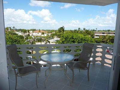 Palm Beach Condo For Sale: 130 Sunrise Avenue #514