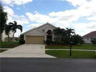 Lake Worth Single Family Home For Sale: 8570 Cypress Springs Road