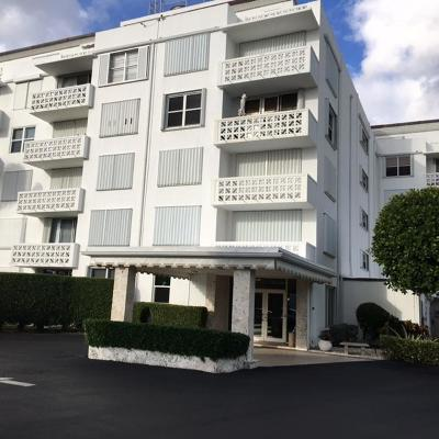 Palm Beach Condo Sold: 2840 S Ocean #223