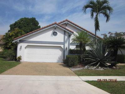 Boca Raton FL Single Family Home For Sale: $139,900