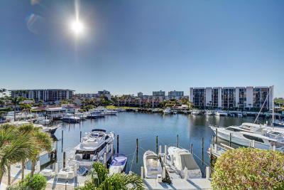 Yacht & Racquet Club Of Boca Raton, Yacht & Racquet Club Of Boca Raton Condo Condo For Sale: 2707 Ocean Boulevard #D405