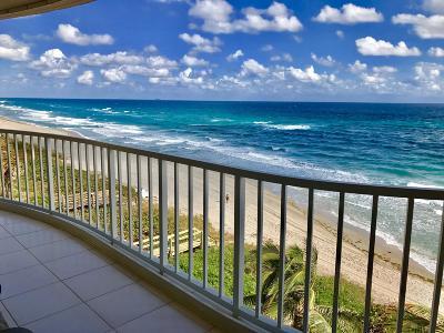Highland Beach Condo Sold: 3211 S Ocean Boulevard #602