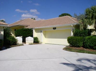 Palm City Single Family Home For Sale: 2203 NW Seagrass Drive