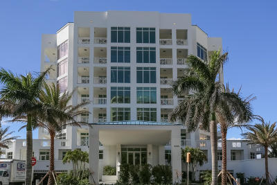 Highland Beach Condo Sold: 3200 S Ocean Boulevard #402