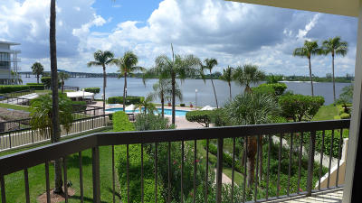Palm Beach Condo Sold: 2778 S Ocean Boulevard #204n