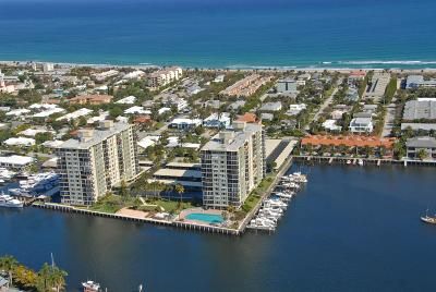 Delray Beach Condo Sold: 220 Macfarlane Drive #S-1203