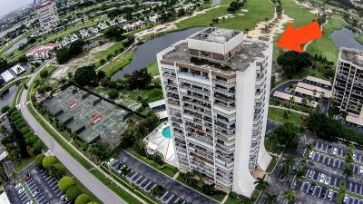 West Palm Beach Condo Sold: 2425 Presidential Way #Ph6