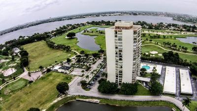 West Palm Beach Condo Sold: 2000 Presidential Way #602