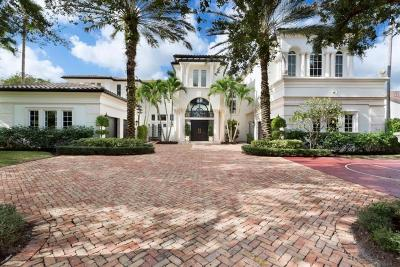 Boca Raton Single Family Home For Sale: 5251 Princeton Way