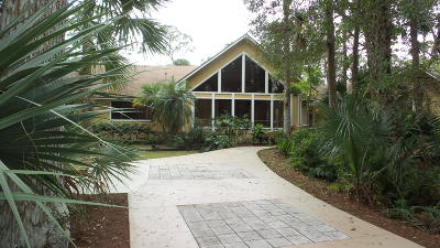 Acreage & Unrec Jupiter Farms, Acreage And Unrec Jupiter Farms, Jupiter Farms, Jupiter Farms Development, Jupiter Farms., Jupiter Farms... Corner Very Very High And Dry... Fenced Corner Lot One Property Single Family Home For Sale: 11154 Sandy Run
