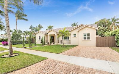 West Palm Beach Single Family Home For Sale: 216 Monceaux Road