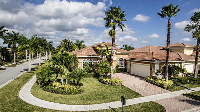 West Palm Beach Single Family Home For Sale: 10793 Hollow Bay Terrace