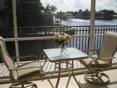 Boca Raton Condo Sold: 2871 Ocean Boulevard #V161